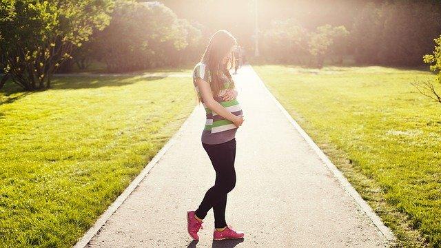 Être en bonne santé pendant la grossesse